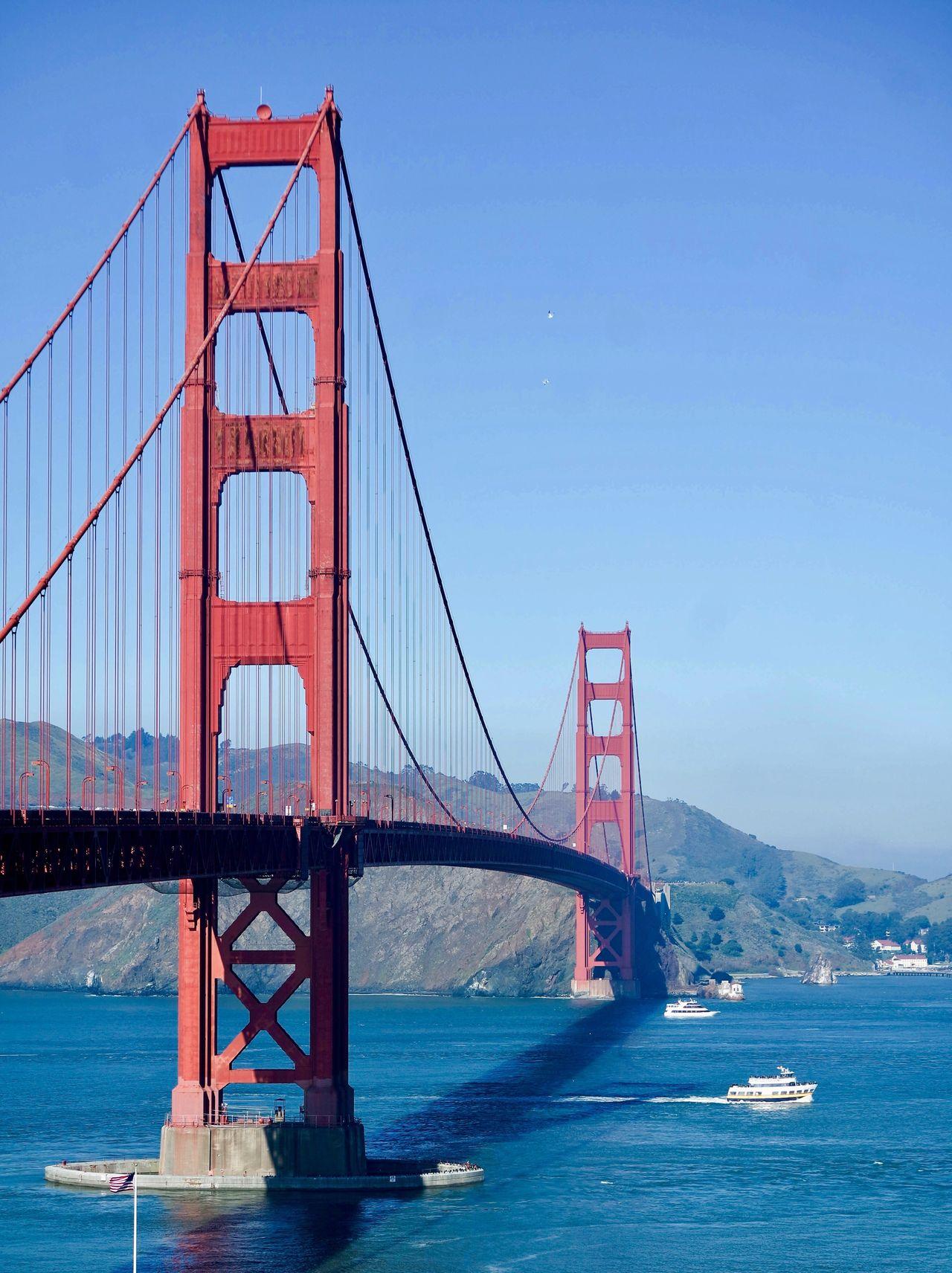 Golden Gate Bridge Architecture San Francisco Art Is Everywhere Suspension Bridge