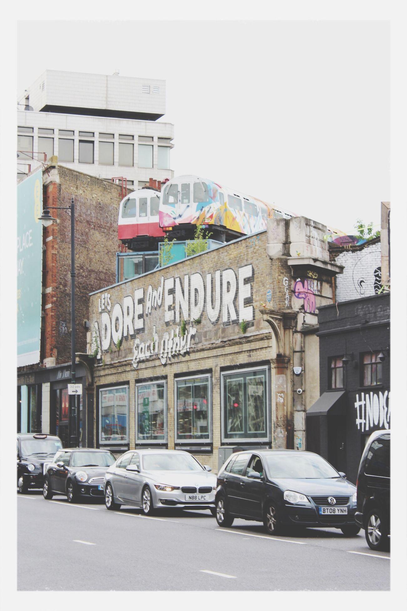 Adore Endurance Buildings