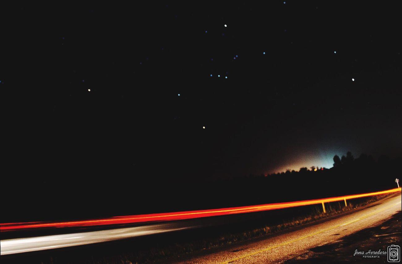 Una de mis primeras fotografías nocturnas First Eyeem Photo