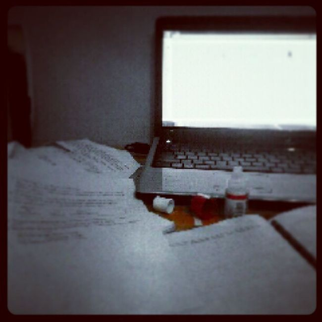 This satnite with Lovelybiology
