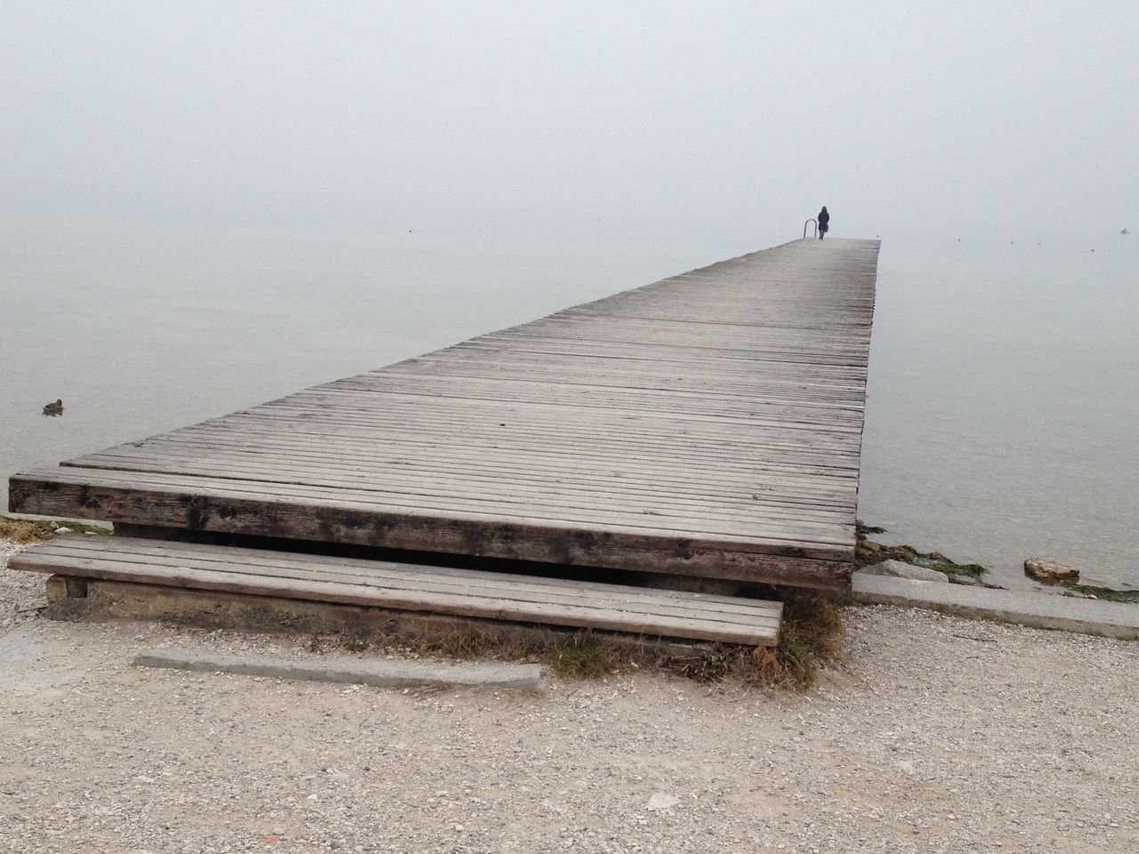 outdoors, day, tranquil scene, water, no people, nature, tranquility, scenics, beauty in nature, fog, sky