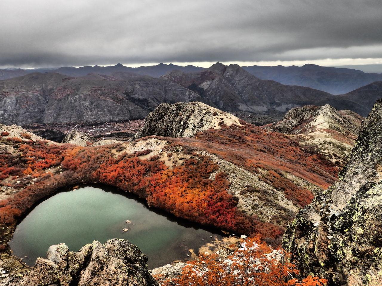 Trekking Laguna huemul Autumn Chillan
