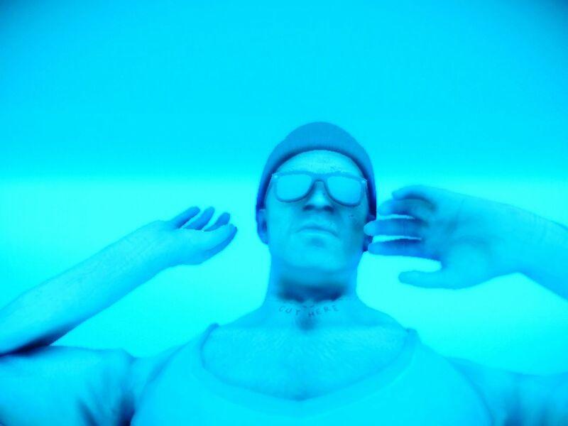 Selfie Game Gtasa Trevor Swiming People👓