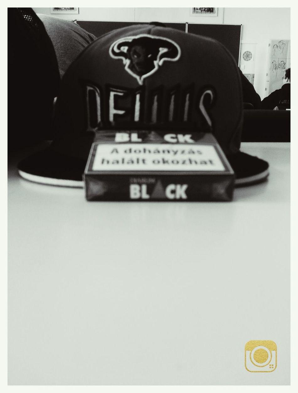 Devils & Djarum Black <3
