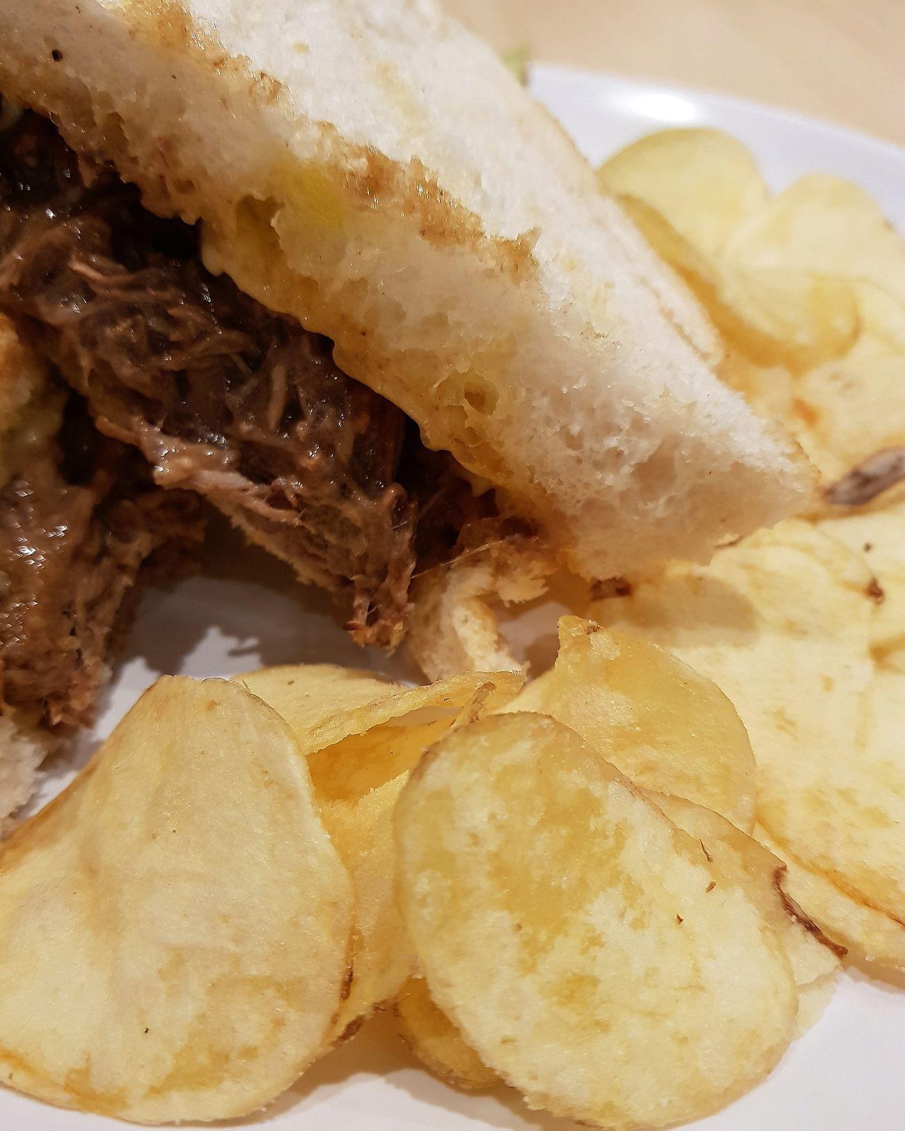 Beefbrisket Sandwich Crisps Singapore