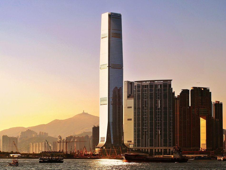 World Trade Center Sky 100 Landmarkbuildings Of HongKong The Highest Discoverhongkong