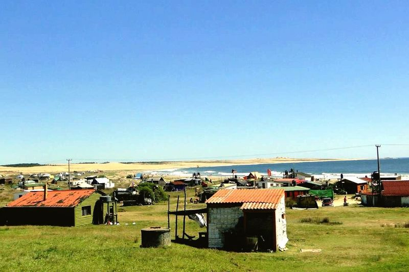 El cabo 😍 Uruguay Cabo Polonio Hippie