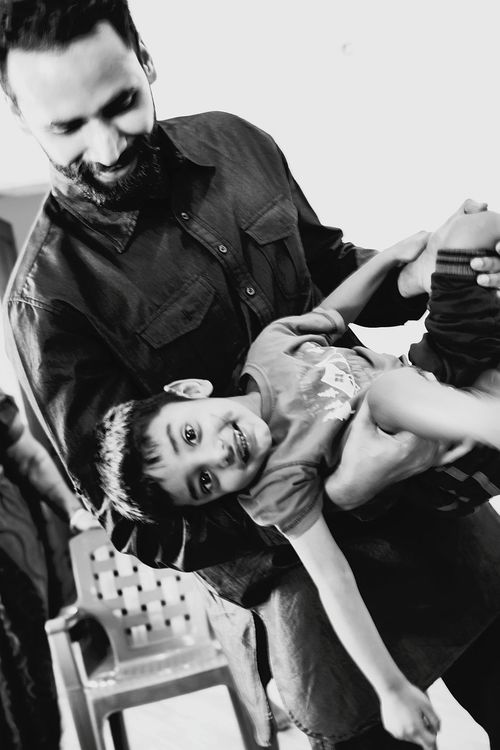 Father & Son Father's Day Fatherhood  Love ♥ Family Kids Photography Parenting People Want To Be Loved Innocent Love  Here Belongs To Me Candid
