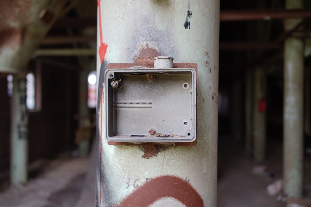 EyeEm Selects Metal Rusty Close-up Public Mailbox Day No People Outdoors