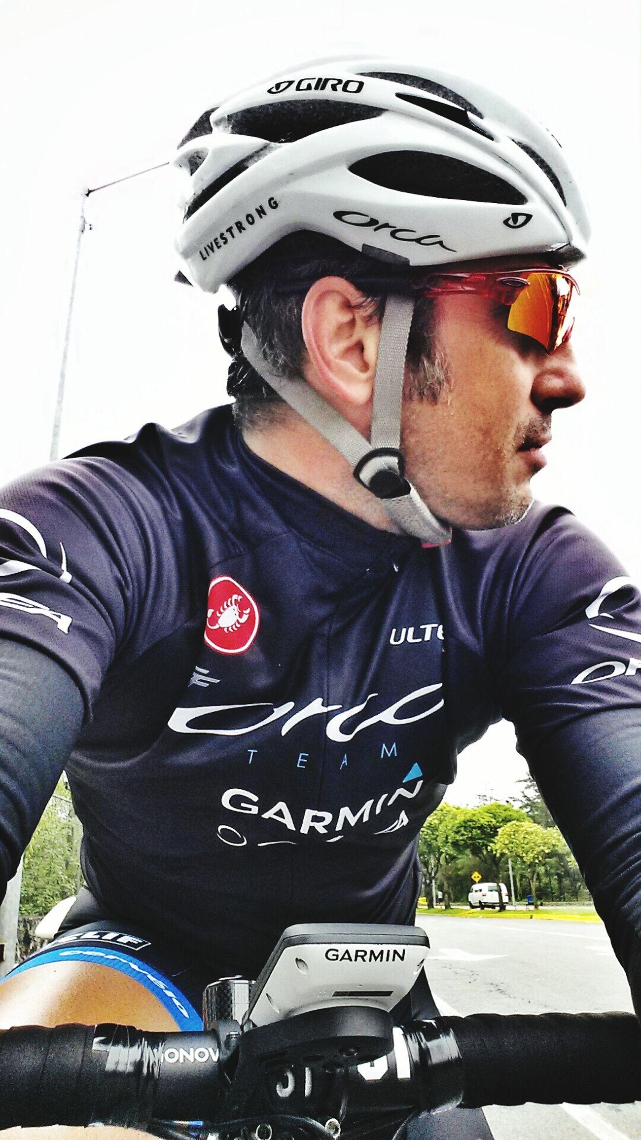 Enjoying Life Hello World Cycling Garmin Oakleysunglasses Orbea