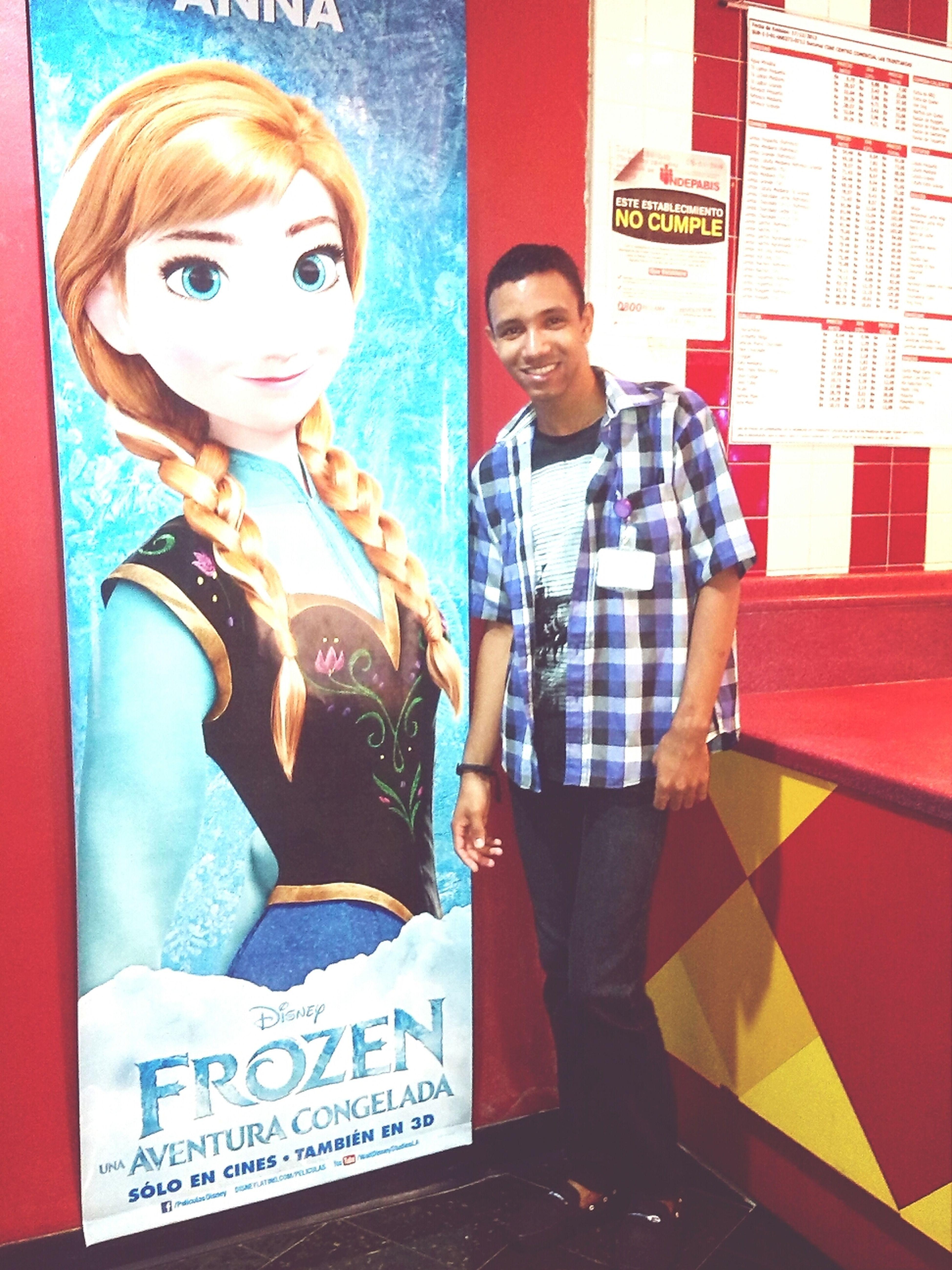 Frozen Let I Got Cinema 3D