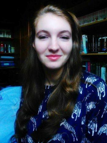 Portrait Hairstyle Makeup Happy :)