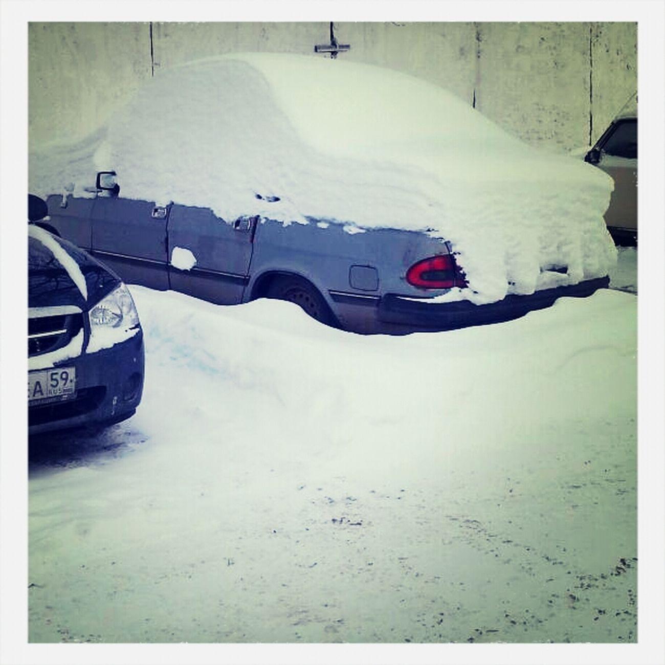Russian winter :D