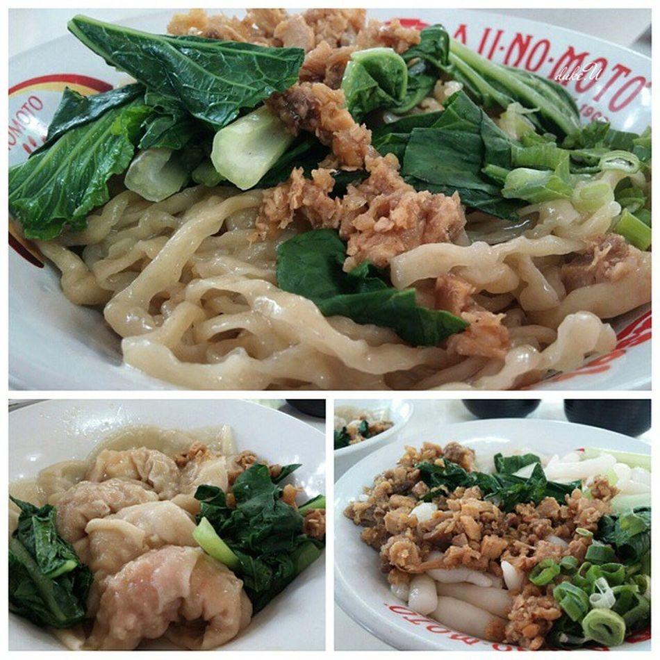 Salah 1 bakmi favorite di PIK 😀 Bakmi Suikiaw Noodles Dumpling  asianfood cuisine culinary gastronomy gastronogram instafood foodie foodstagram IeatIndonesia foodtravel jktfoodies jakarta yummy