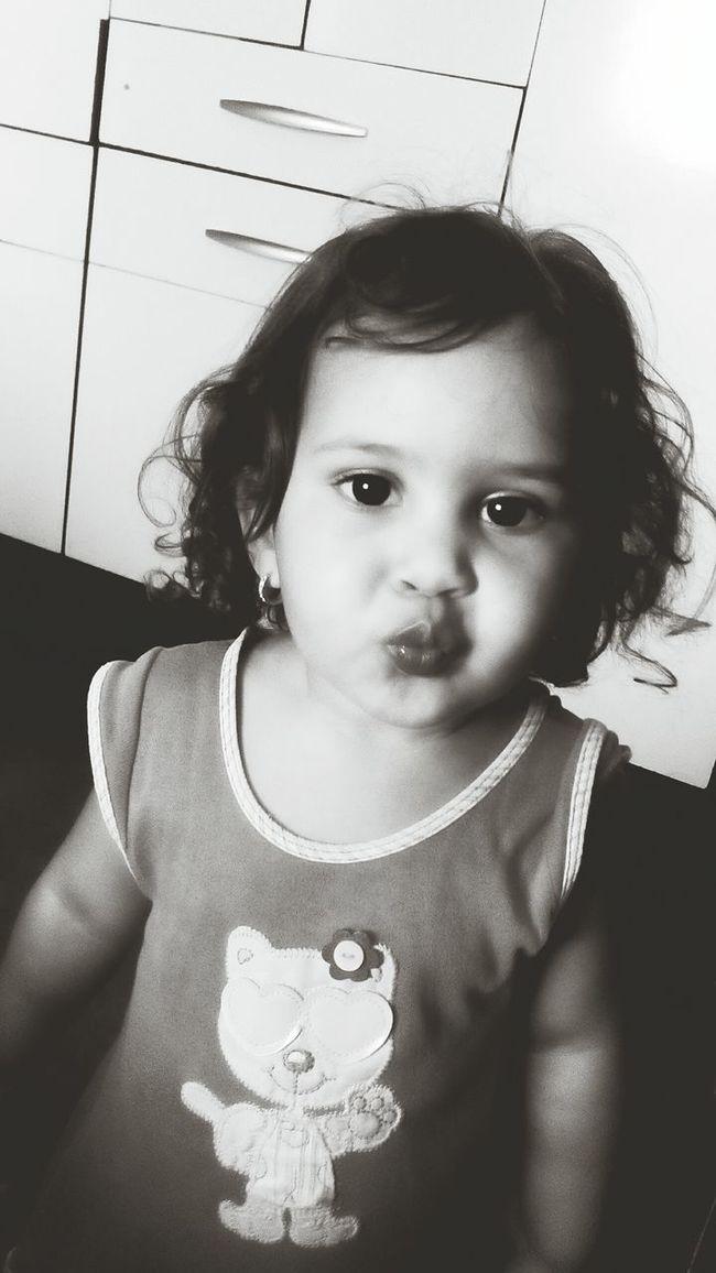 ❤ Sophia ❤ Pretinha Titia Ama