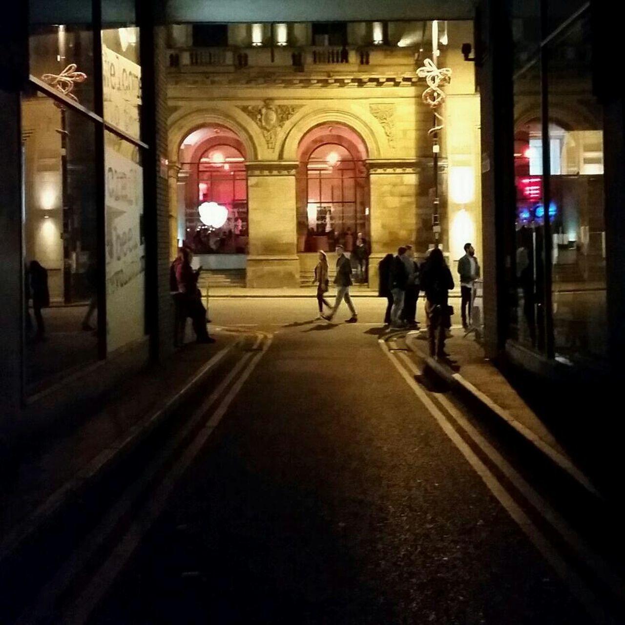 Street Arch Night