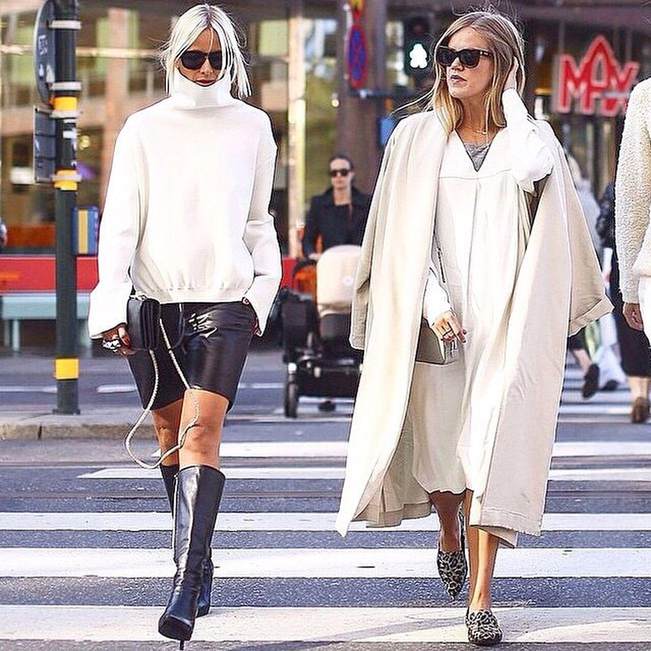 Repost from @4fashionist Winter White ⚪️ Fashion Style Instafashion Instastyle blog blogger instablog instablogger stylish fashionblog fashionblogger love like likeit instalove instalike igers all_shots tagsforlikes