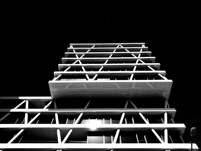 Architecture_bw Black & White Black&white Blackandwhite Black And White Architecture_collection Urban Geometry Architecturelovers Architectureporn Architecture Lookingup HuaweiP9 Eye4photography  Battle Of The Cities Mobilephotography Taking Photos Monochrome Photography