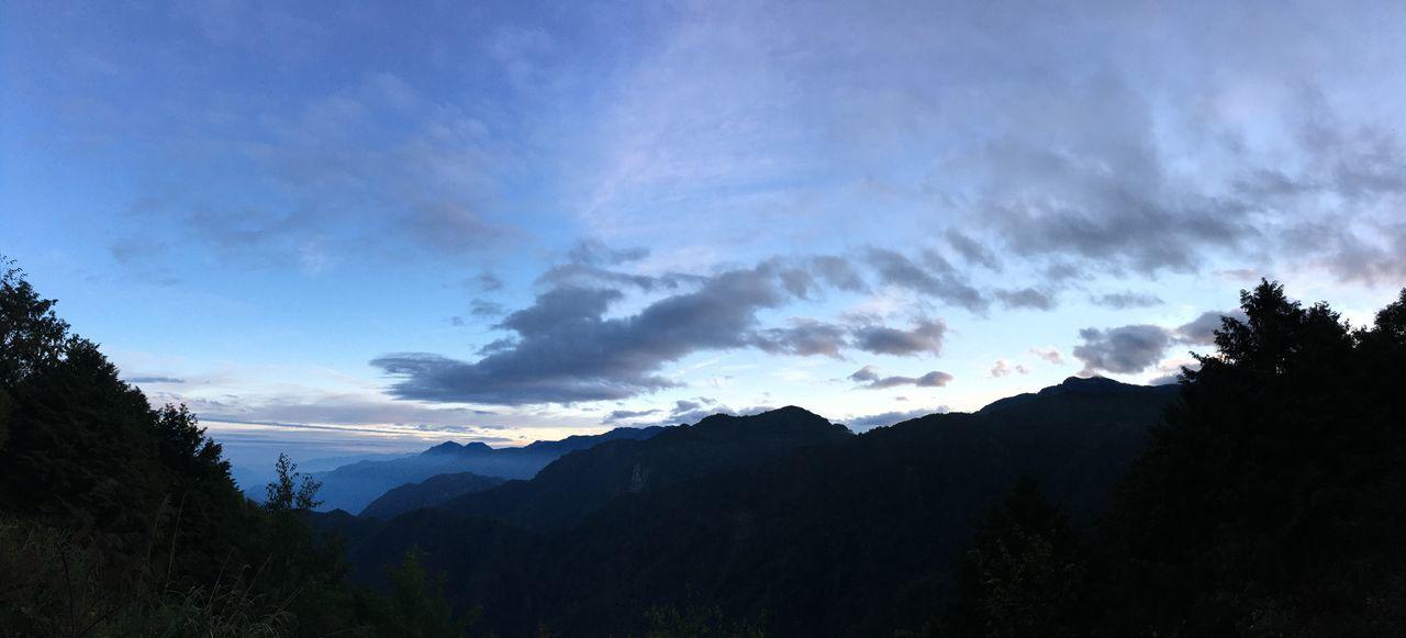 阿里山日出 Landscape Sunrise
