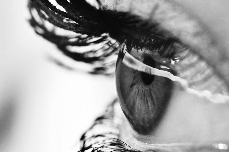 Macro Eyes Blackandwhite Photography Blackandwhite EyeEm Schwarz Market Bestsellers 2017