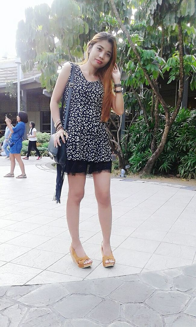 Hi! That's Me Ootd Animal Print Casual Look Casualstyle Dress Simple Beauty Filipina Lets Do It Chic! Be Yourself Express Yourself ❤ Stay Cool Girl Swagg ♥ KAWAII My Blog http://jennyfashionillustration.jimdo.com