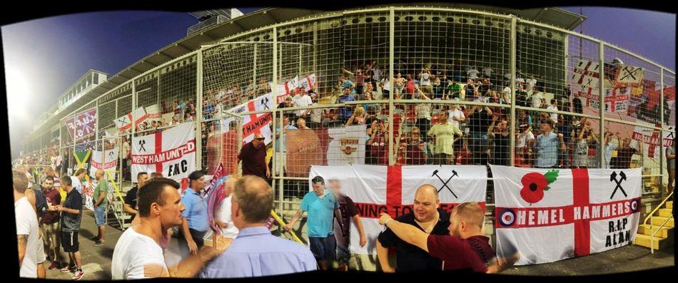 Football Football Fans West Ham Utd West Ham Fans English Fans