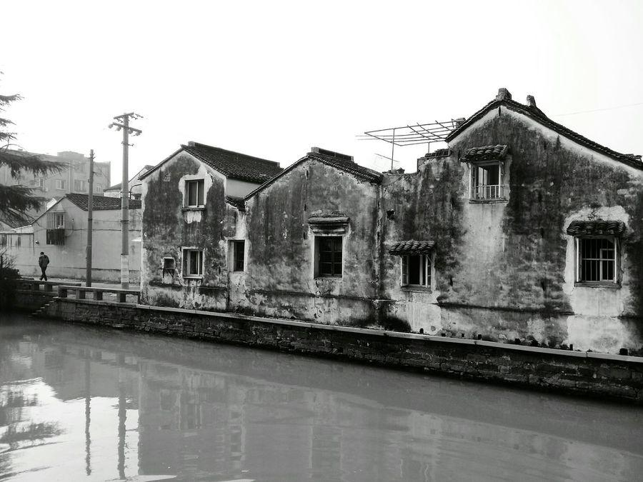 From My Doorstep Suzhou, China 古城 老街  旧巷 苏州 江南 水乡