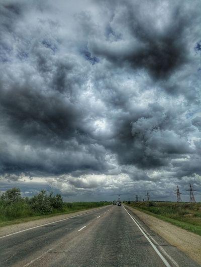 Sky Summer Sky And Clouds Storm Cloud Cloud - Sky July Good Times Landscape Nature небо и облака небо Природа Крым лето