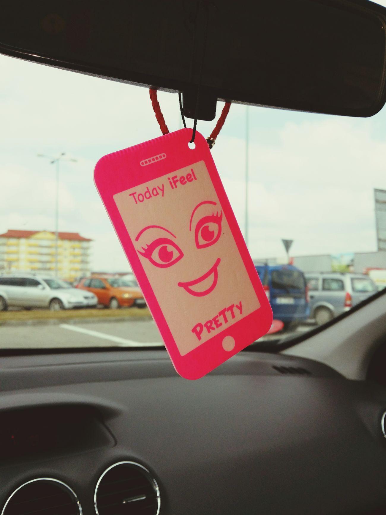 Oooh,sooo... :) Howdoyoufeel Today's Hot Look Pretty In Pink MyCar TodaysLook