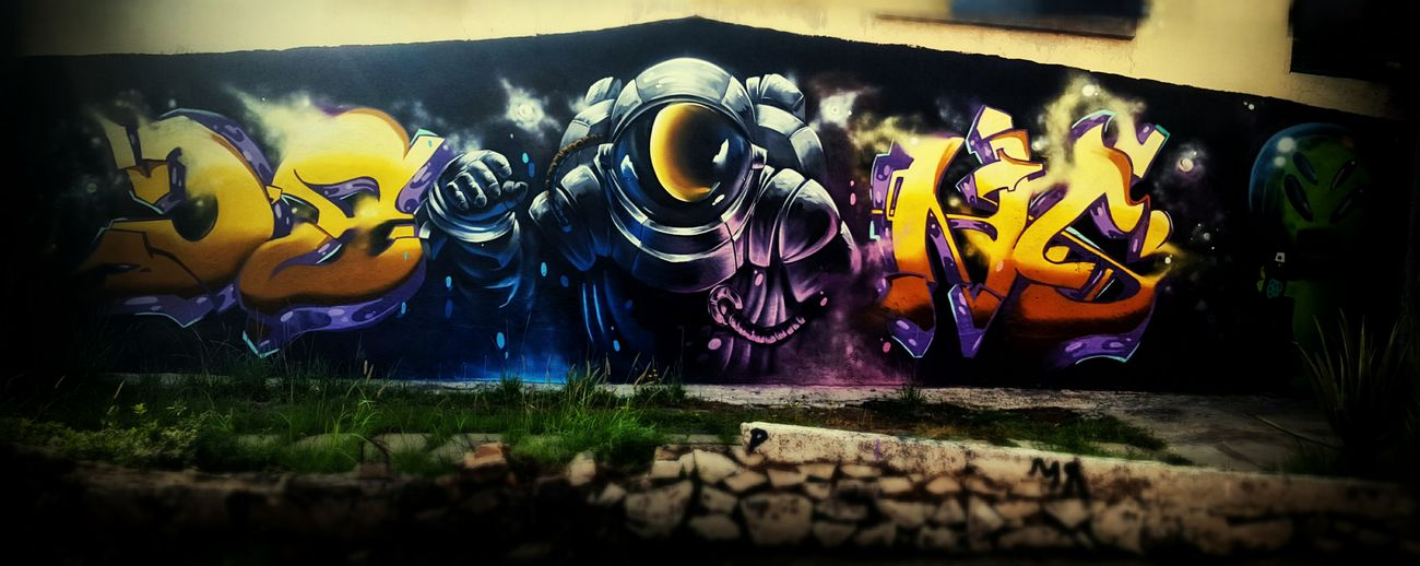 Graffiti Arteurbano Urban Art Photo By Agustín Orozco Díaz - 2015