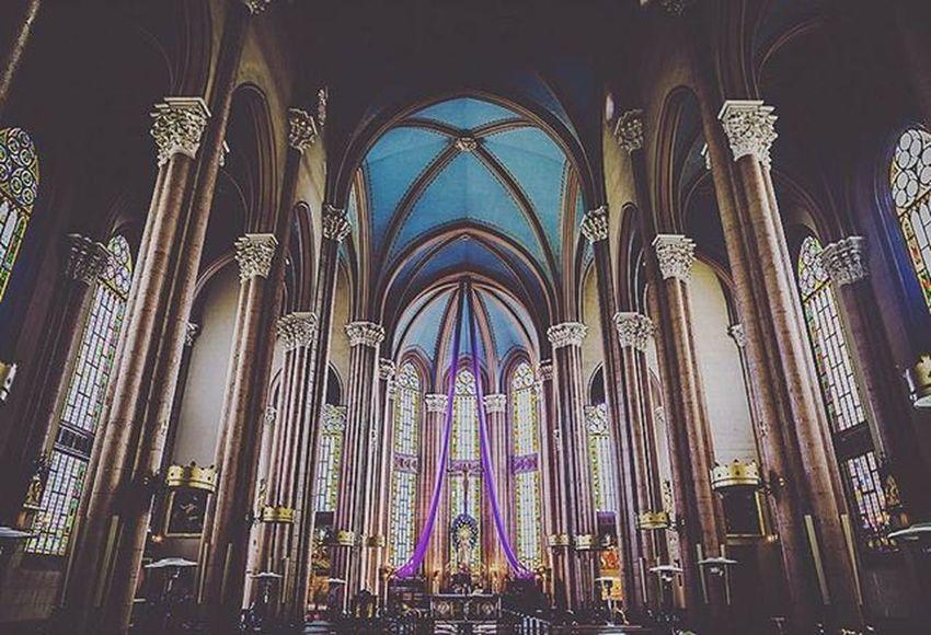Sainantoin Church Interior Istiklal Istanbul