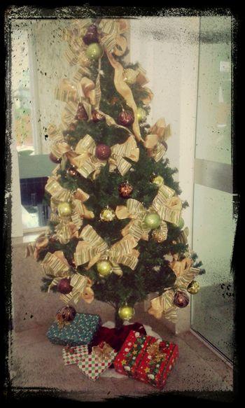 O natal tá chegando...