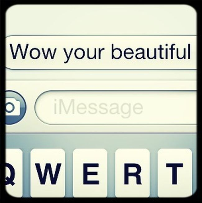 So Sweet. ☺