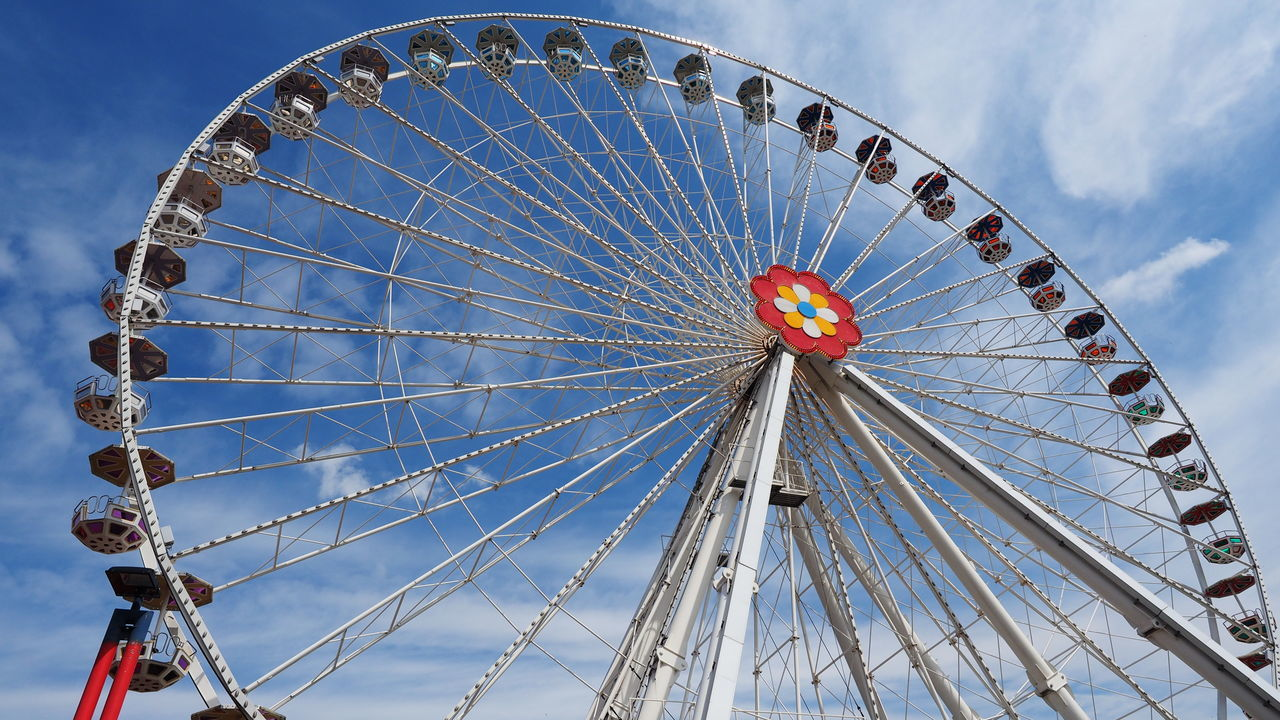 Beautiful stock photos of vienna, Amusement Park, Amusement Park Ride, Arts Culture and Entertainment, Austria