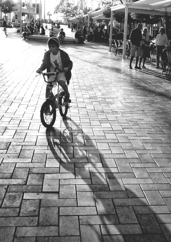 Shoot, Share, Learn - EyeEm Netanya Meetup Riding Bikes Street Photography Playing Around