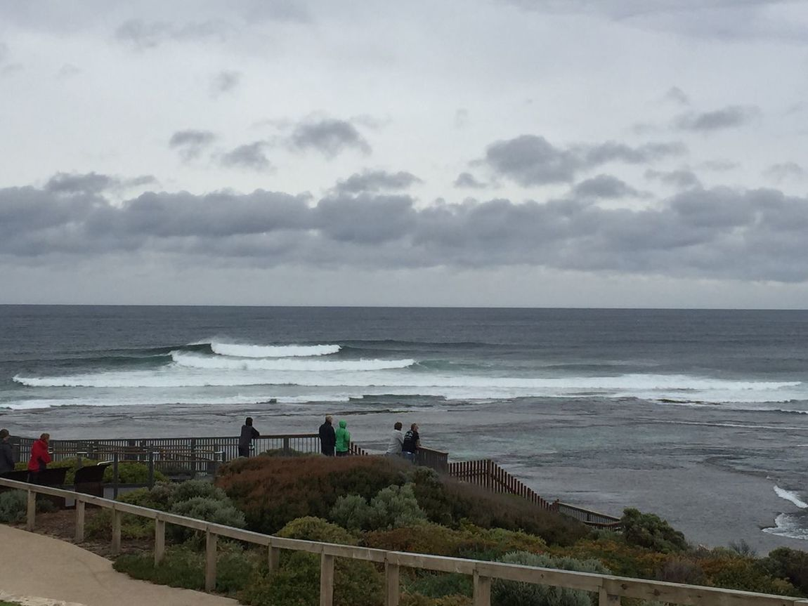 Margaret River Region Surf Photography Horizon Over Water Surfers Point Western Australia