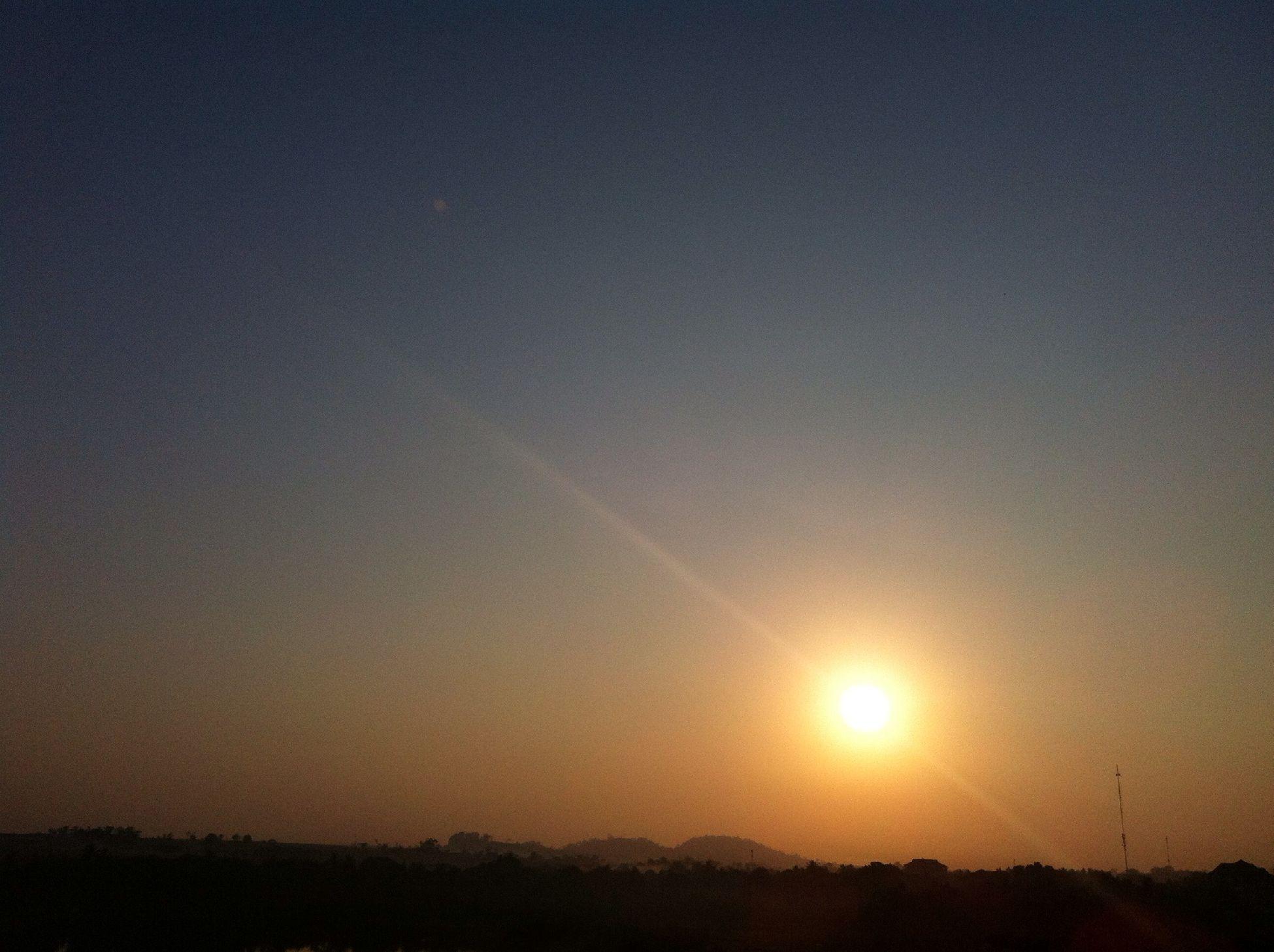 morning view at ratanakiri, cambodia Morning View