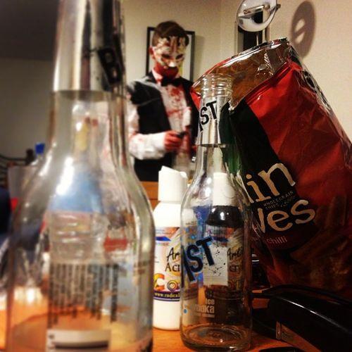 Pre dranks before ravelation Chow Massacerave LookingGood Havingablast dprox