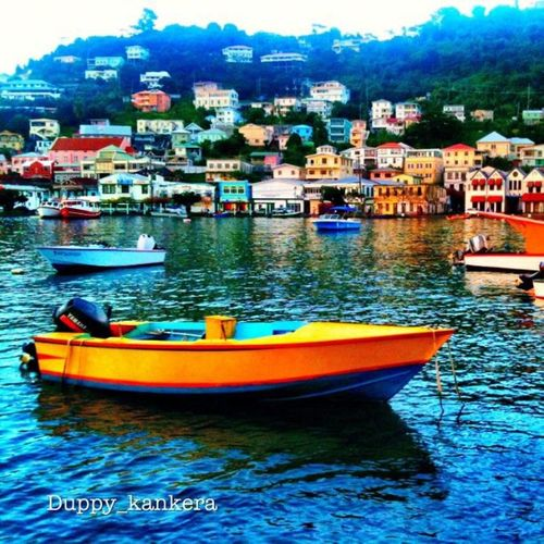 I live where you Vacation 😁 Vacation Grenada Colorporn_challenge Islandlivity