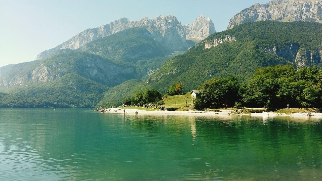 Relaxing Natura Sempreingiro Trentinoaltoadige Lagodimolveno Solocosebelle