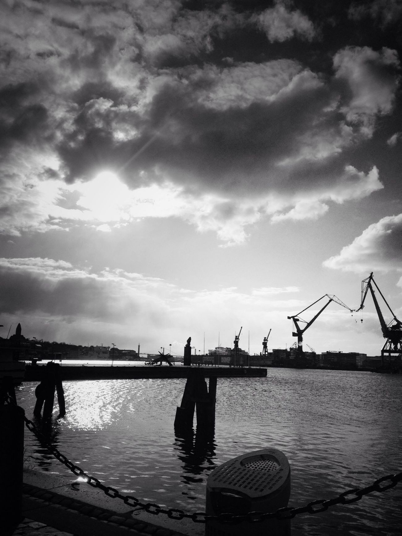 Blackandwhite AMPt_community Gothenburg_bw