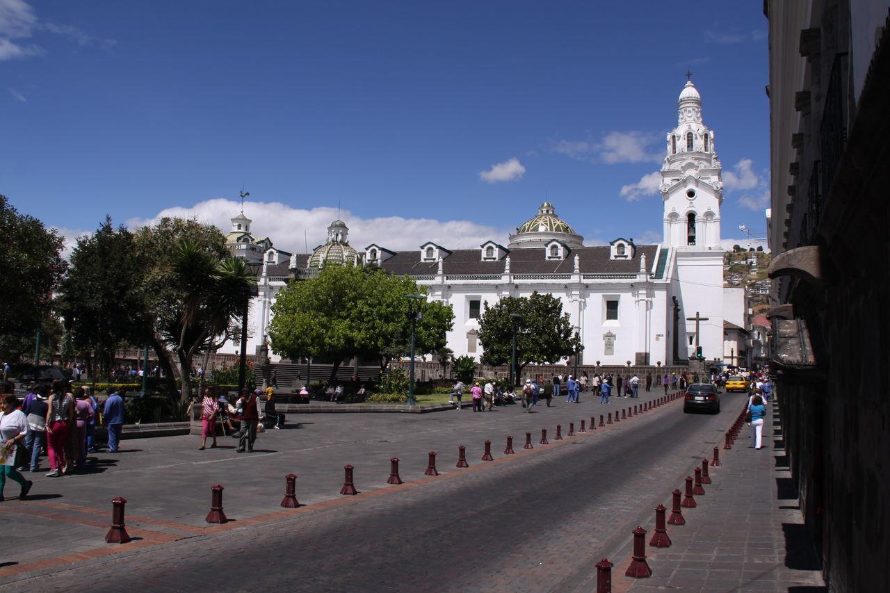 Quito Ecuador Streetphotography Outdoors Bastil