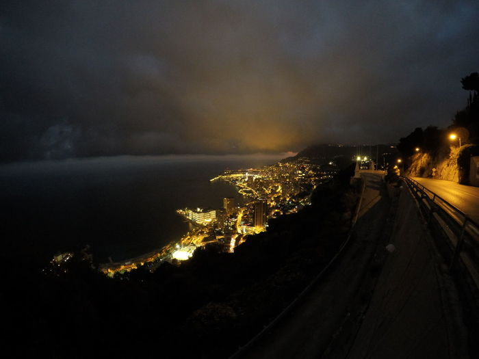 Taking Photos Monaco Night Hello World Traveling Enjoying Life Mountains France French