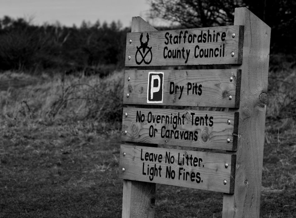 Black And White Blackandwhite Check This Out Close-up Communication Day Focus On Foreground Hello World Landscape Nikon Nikon D3200 No People Outdoor Photography Outdoors Sign Taking Photos Text Walking Around Wood