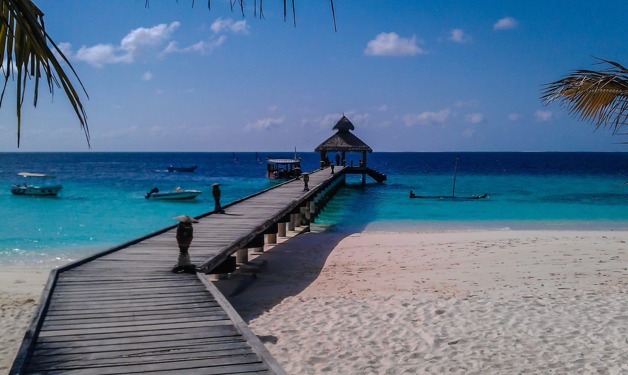 Beach Boat Lifestyles Maledives Photography Pier Plane Relaxing Relaxing Moments Sand Sky And Clouds Sun Vacation Waterplane