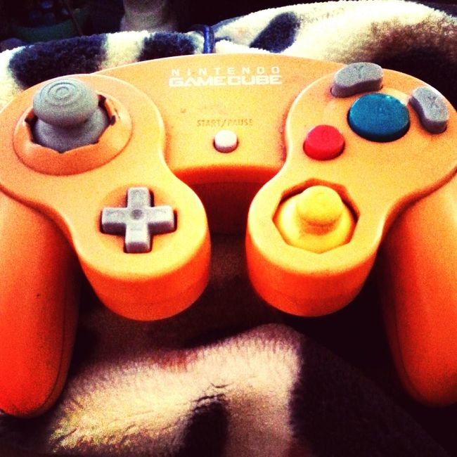 Gamer Game Cube Fun Nintendo