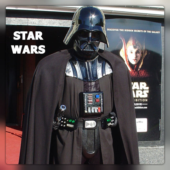 For those of you who like STAR WARS - Beware of the dark side. Check This Out Taking Photos Pictureoftheday