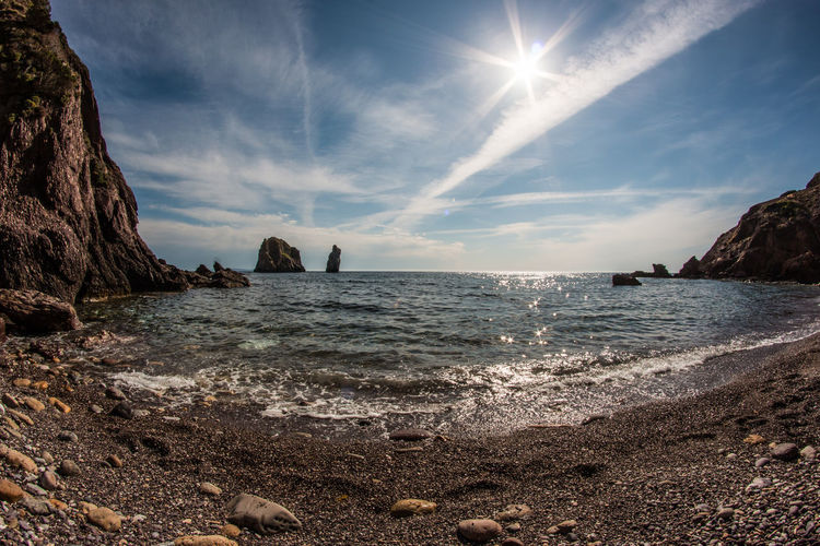 Italy Landscape_photography Pandizucchero Sardegna Sardinia Sea Sea And Sky Summer First Eyeem Photo