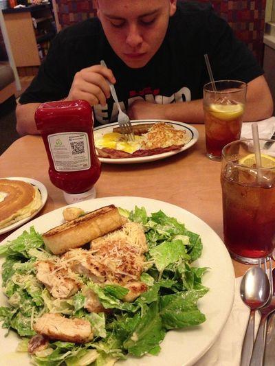 Breakfast With My Bby