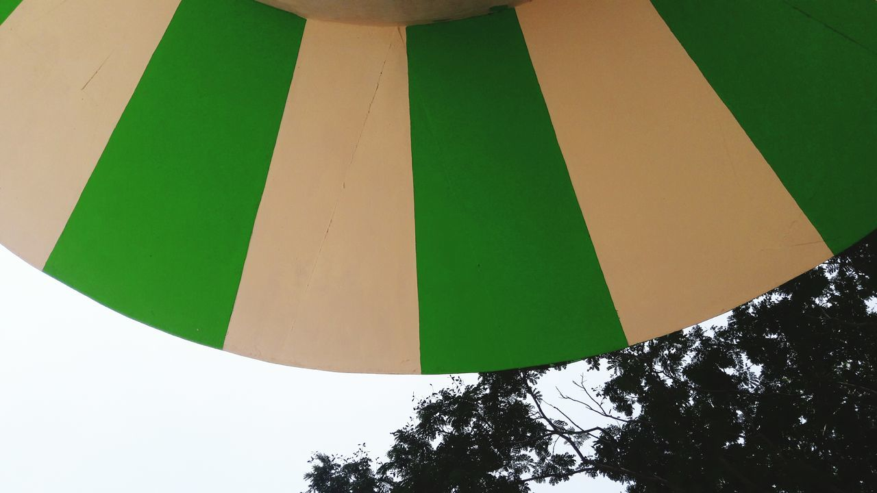 Green Color Outdoors Day No People High Angle View Architecture Building Exterior